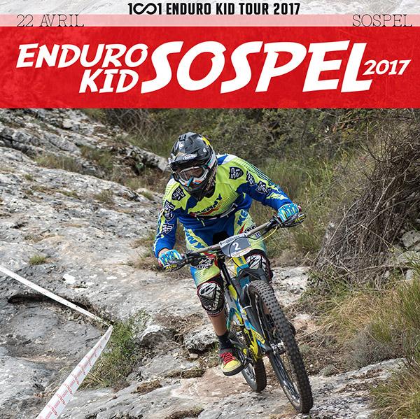 Enduro Kid de Sospel 2017: les résultats