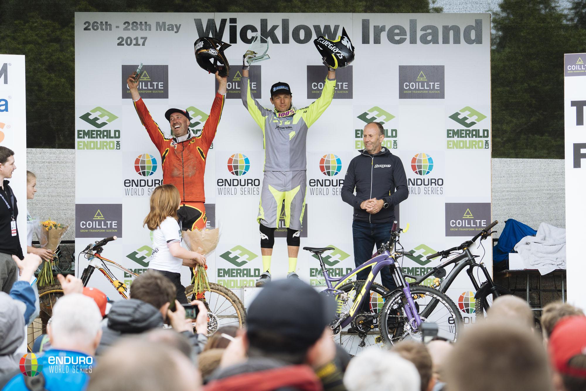 ews irlande 2017 podium masters karim amour