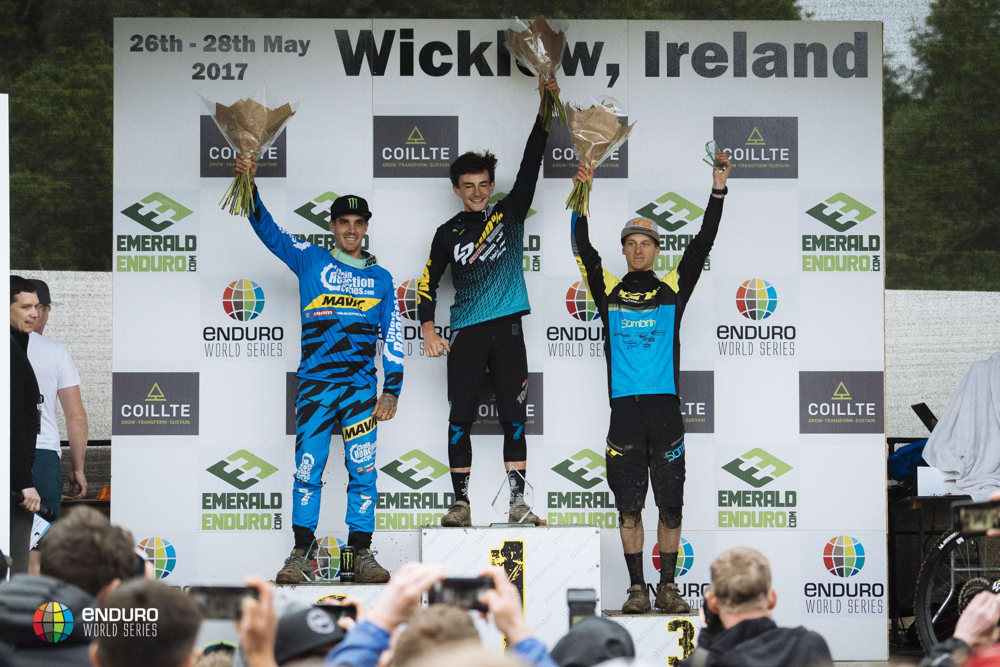 ews irlande 2017 podium scratch dailly