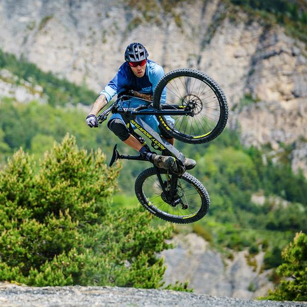 Portfolio: les coulisses du lancement Rocky Mountain à Valberg