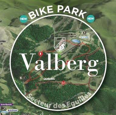 Bikepark de Valberg: ouverture le 24 juin