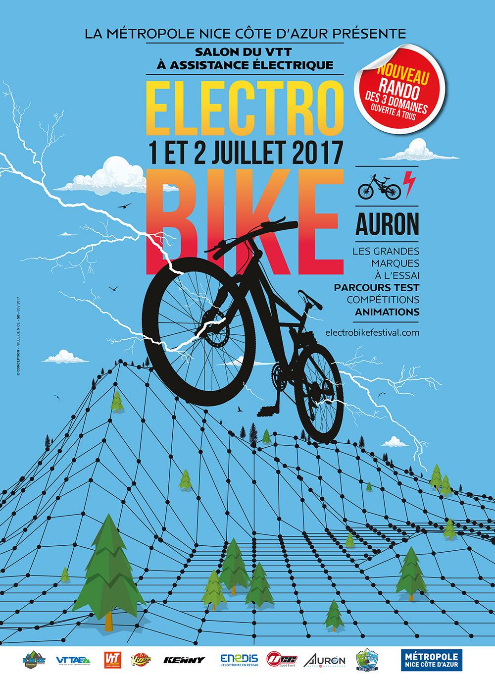 ELECTRO BIKE A4 4-17