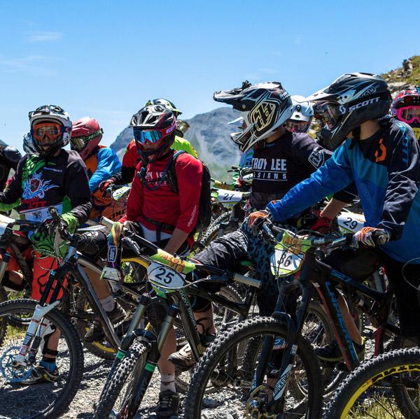 Auron Bike Festival (1-2 juillet): e-bike, kids, randos et mass-start