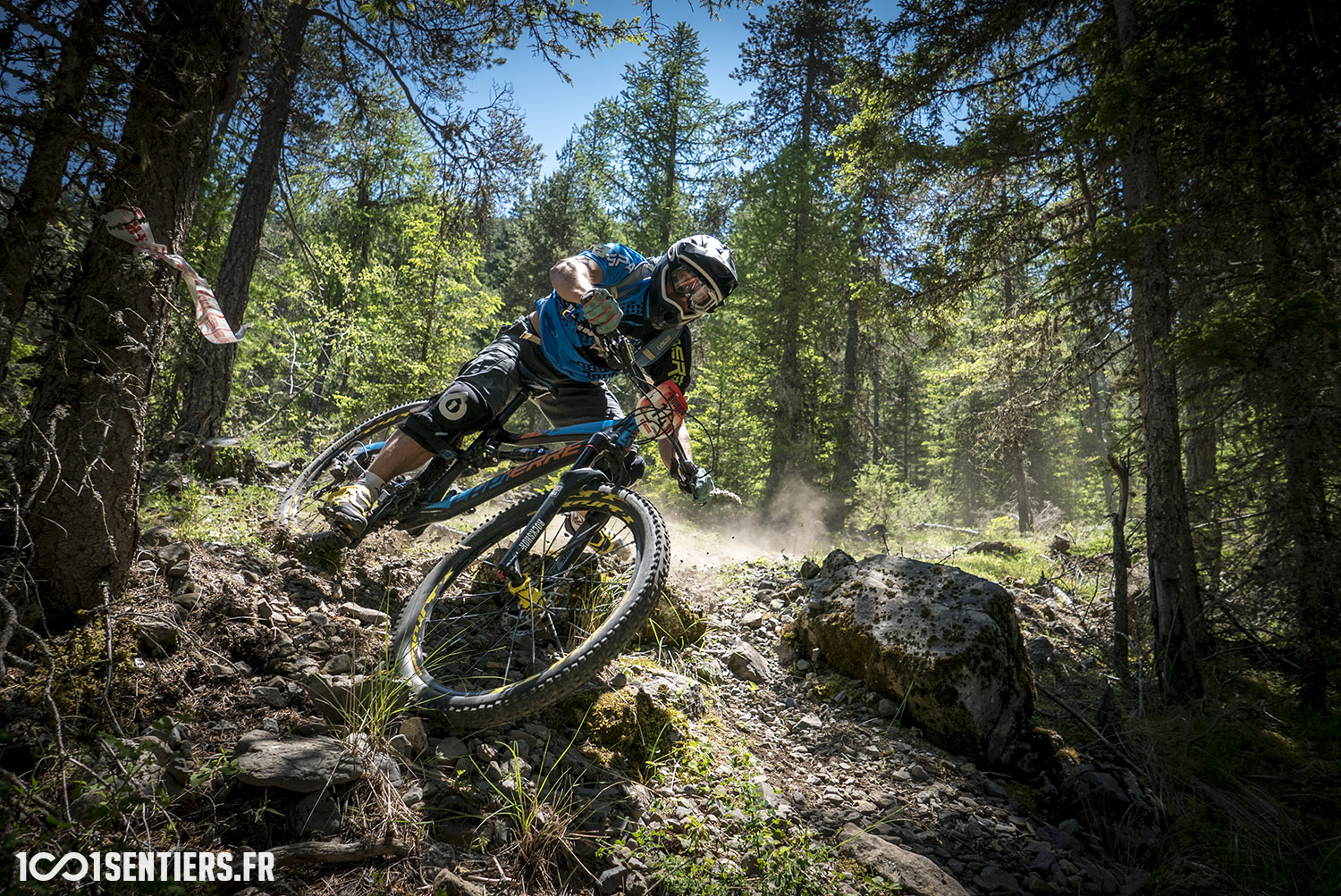 enduro roubion 1001sentiers urge guillaume bettoli