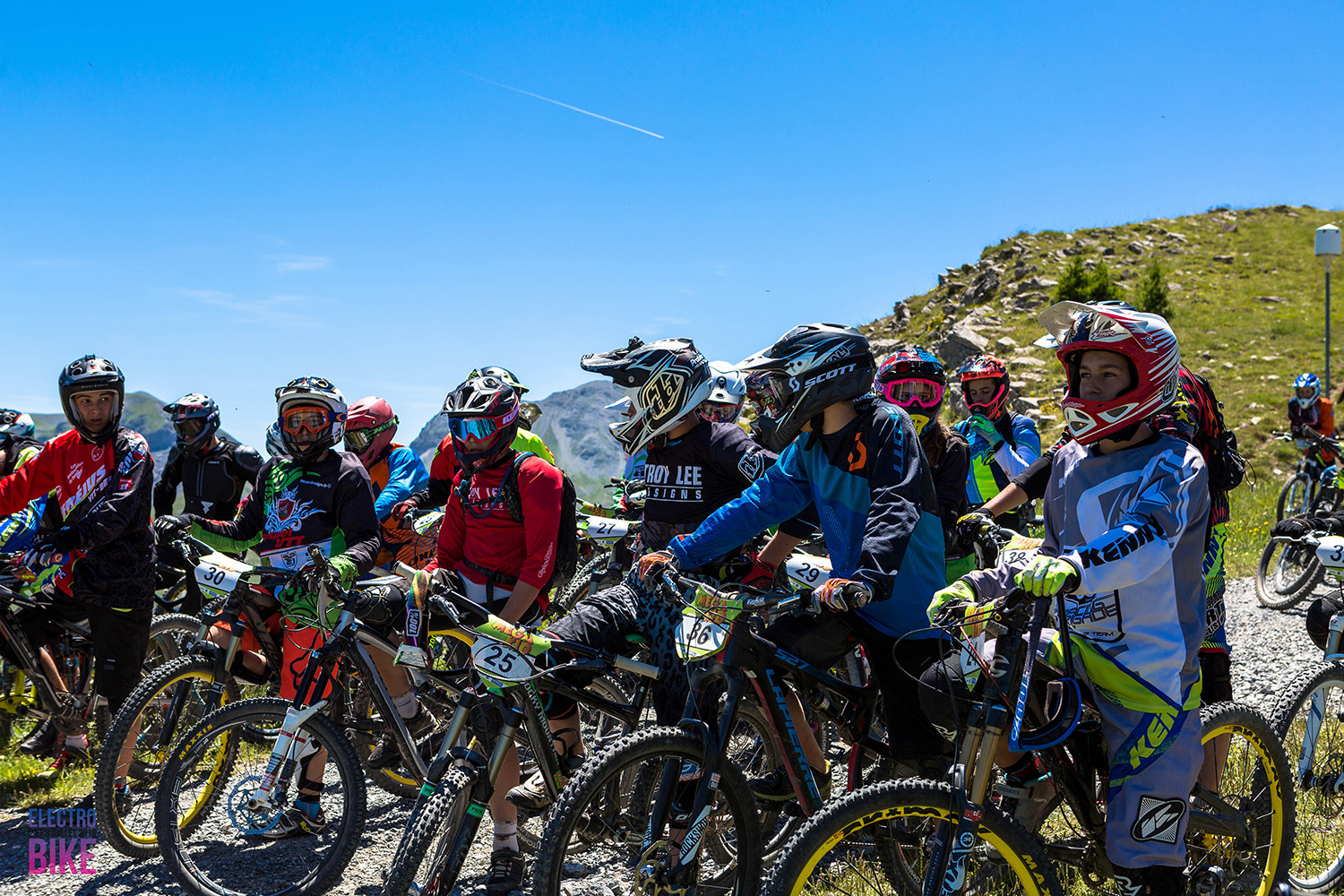 photo electro bike festival auron 2017 2