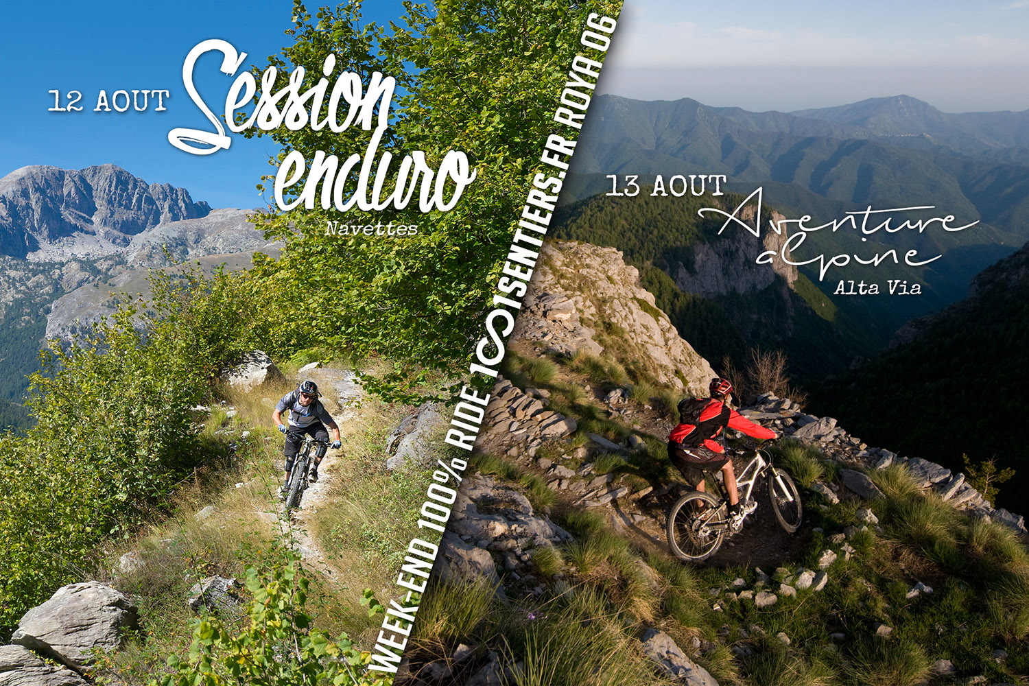 week-end 100 ride 2017 aout