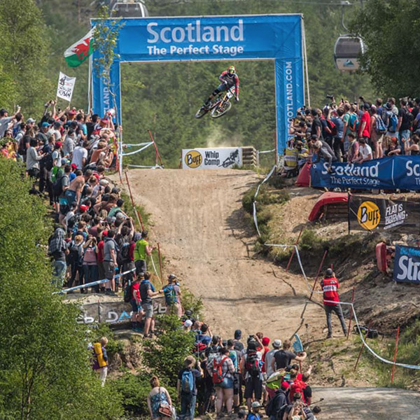 World Cup DH Fort William 2017: Quand le sort s'acharne