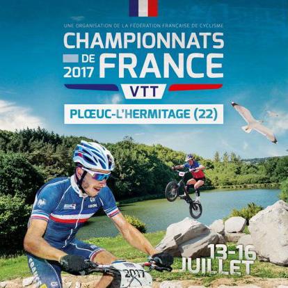 Championnats de France VTT XC 2017: les Azuréens en or & bronze