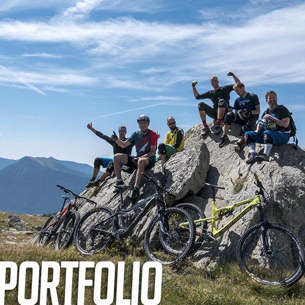 Portfolio Trip Enduro Mercantour XXL