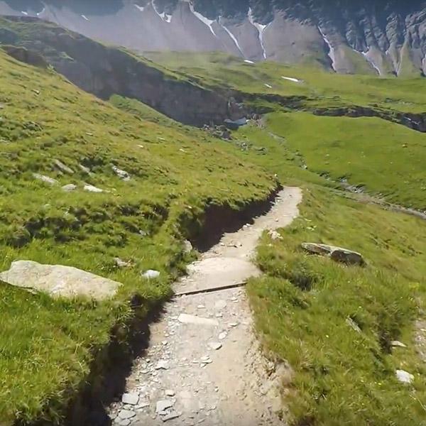 Traversée intégrale des Alpes par Tito Tomasi… la vidéo