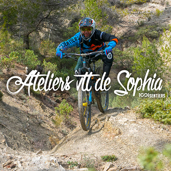 Ateliers VTT de Sophia: reprise le 9 septembre