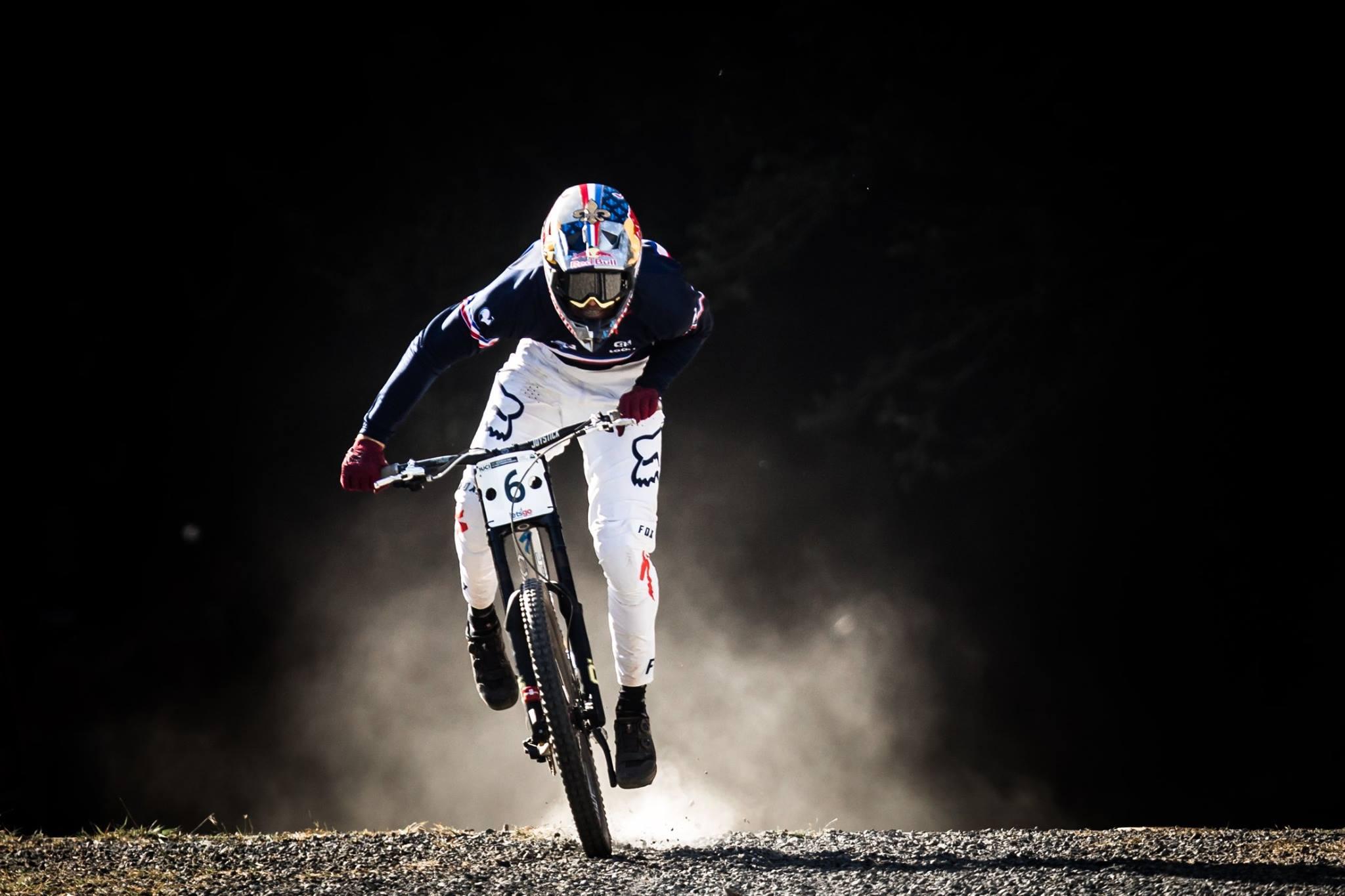 championnats monde descente cairns 2017 cerveny bruni 5