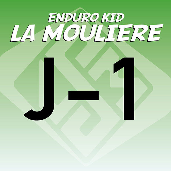 Enduro Kid de la Moulière 2017: J-1… Les infos