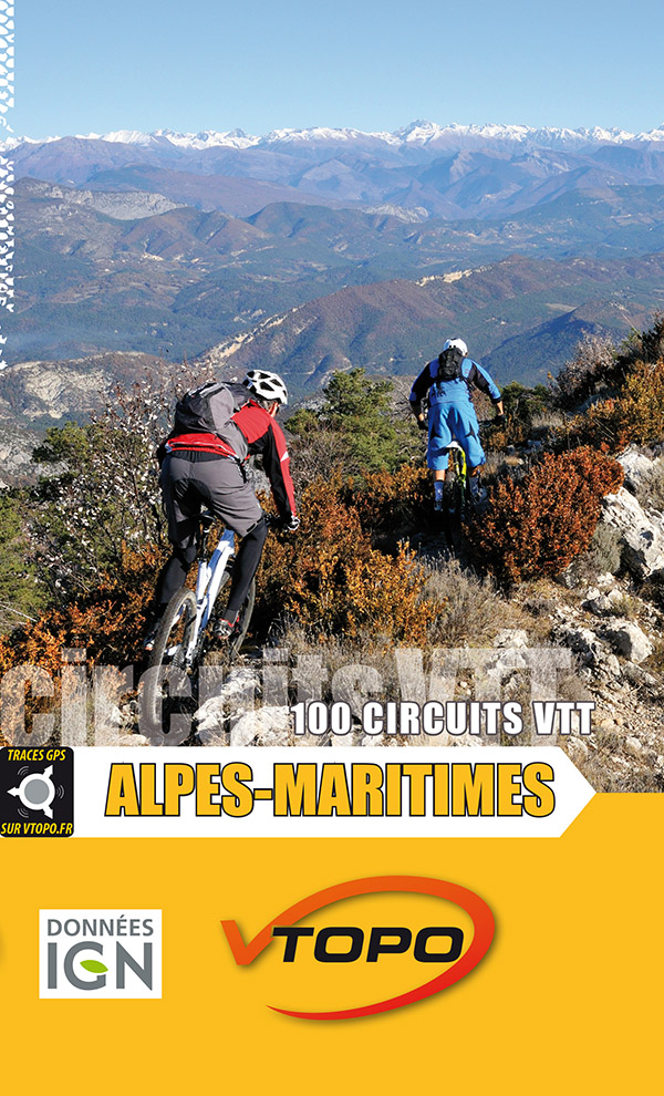 JACQUES' TRACKS: 2012 - Sentier cathare en VTT