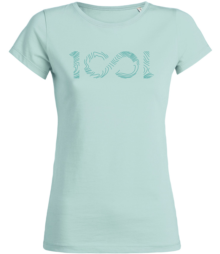 tshirt 1001sentiers 1001 girls 2