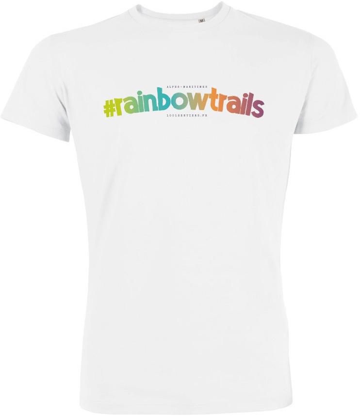 tshirt 1001sentiers rainbowtrails