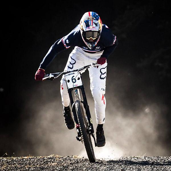 Vidéo: le run victorieux de Loïc Bruni aux Championnats du Monde