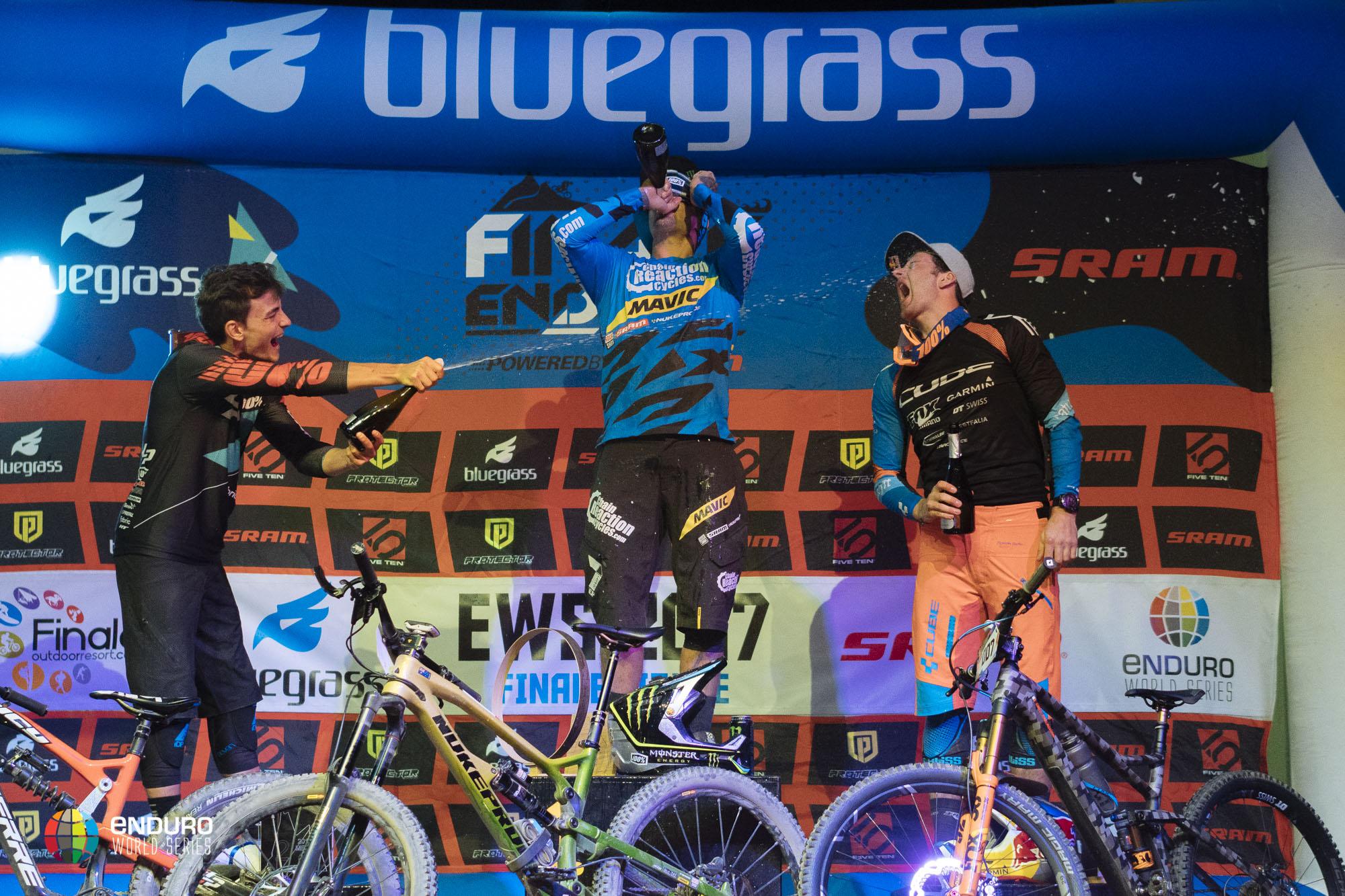 ews finale ligure 2017 podium