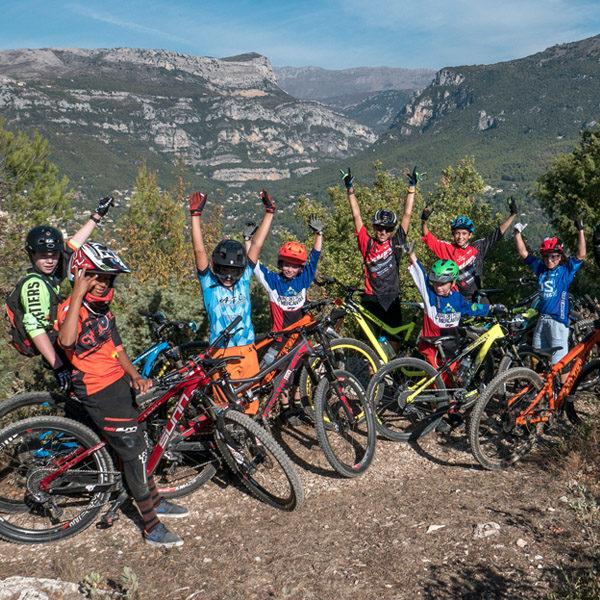 Riding: Stage VTT spécial Kids à la Toussaint