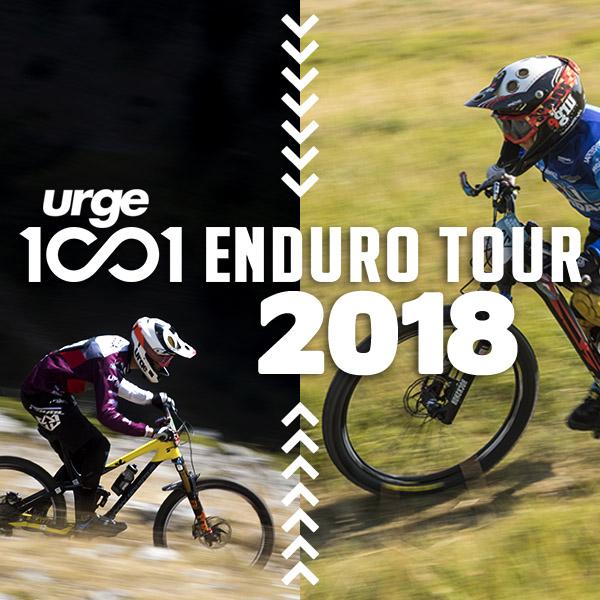 Urge 1001 Enduro Tour: présentation de la saison enduro & enduro kid 2018