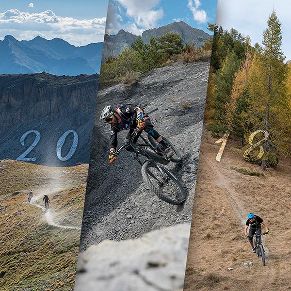 Envie de rider en 2018 ? Demandez le programme !