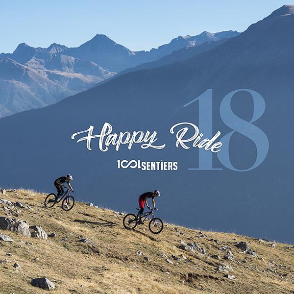 Bonne Année 2018: Happy Ride