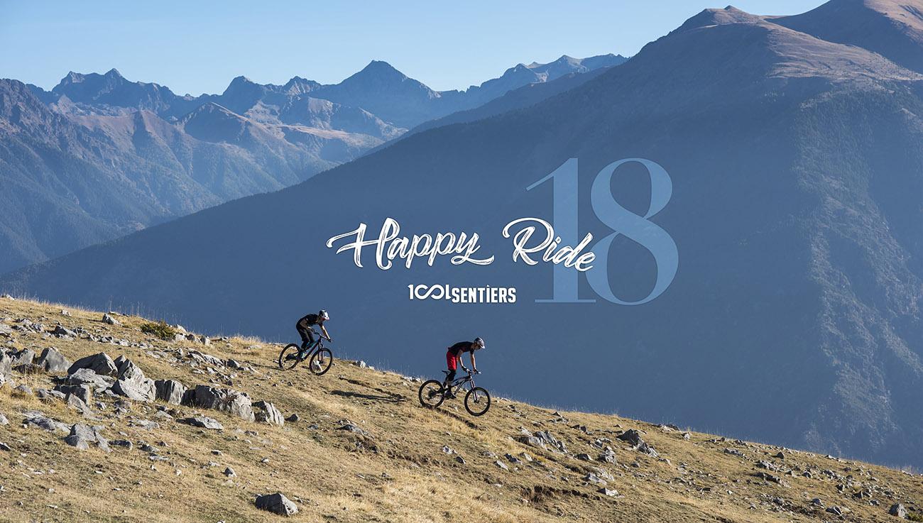 happy ride 2018 1001sentiers