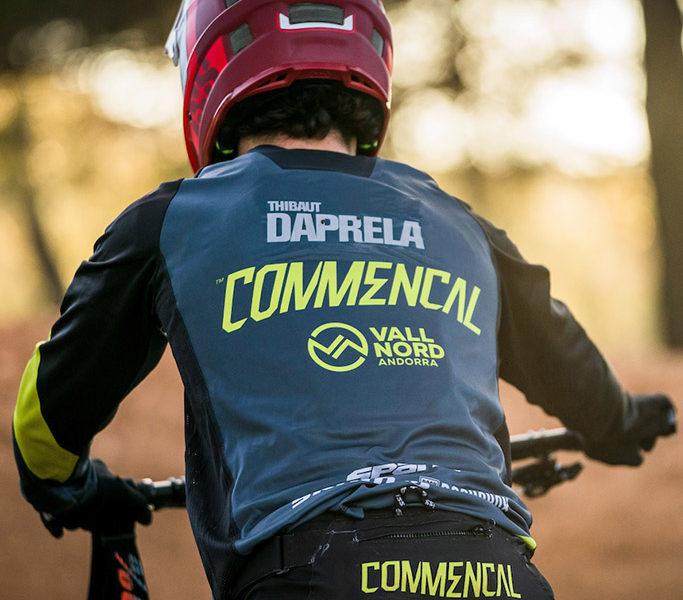 Mercato & Vidéo: Thibaut Dapréla, en route vers les World Cups avec Commençal