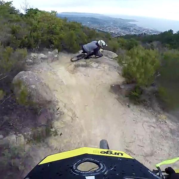 Vidéo: Vergier vs Giordy sur les trails italiens