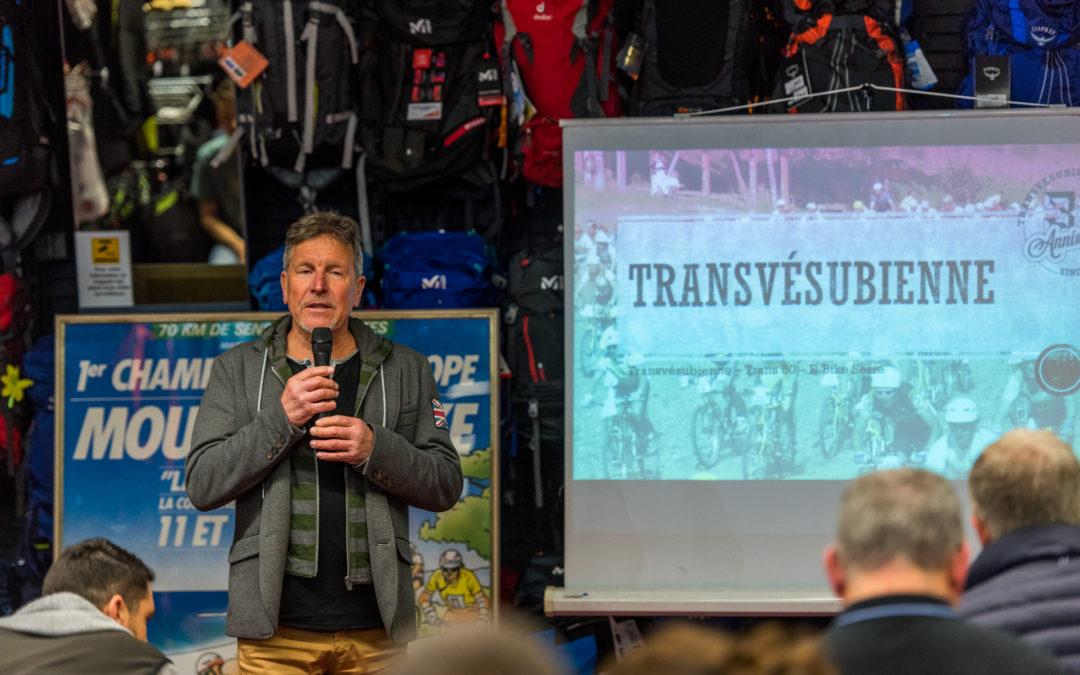 George Edwards Rencontres Transv 2018