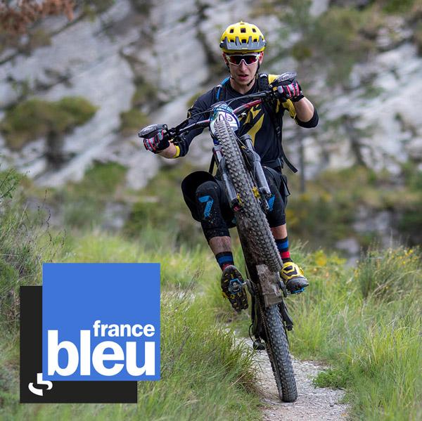 Entendu à la radio: on parle e-bike sur France Bleu