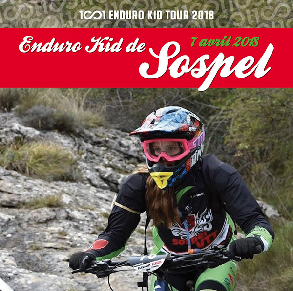Enduro Kid de Sospel 2018: start-list & infos