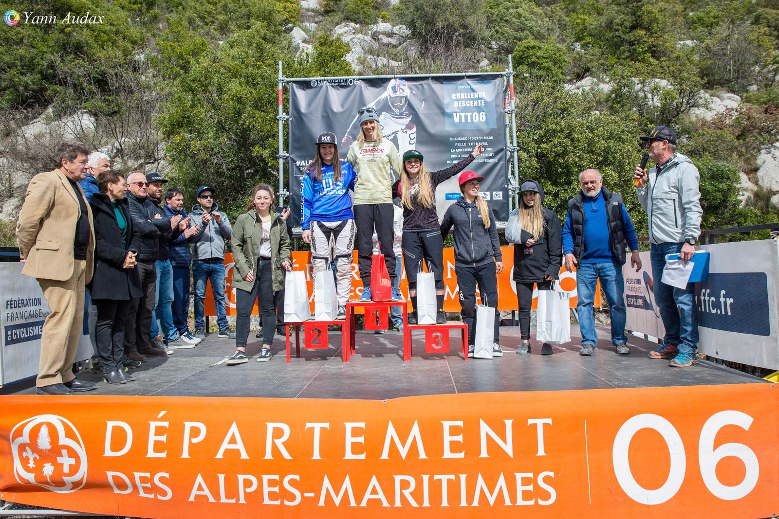 dh peille 2018 yann audax podium f