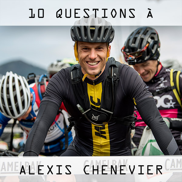 Interview: 10 questions à Alexis Chenevier