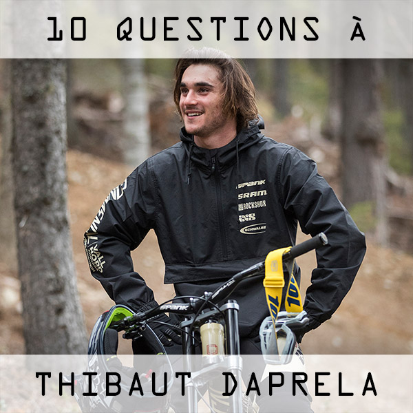 Interview: 10 questions à Thibaut Daprela