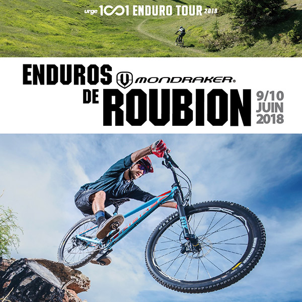 Enduros de Roubion 2018: start-list & infos