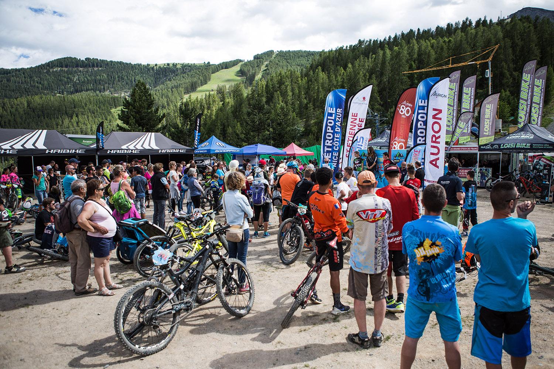 electro bike festival auron