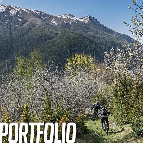 Portfolio: back to backcountry, le Cians