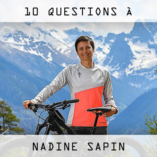 Interview: 10 questions à Nadine Sapin