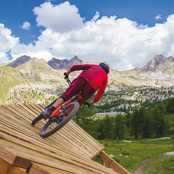 Bikepark: Isola 2000 ouvre avec 2 nouvelles pistes