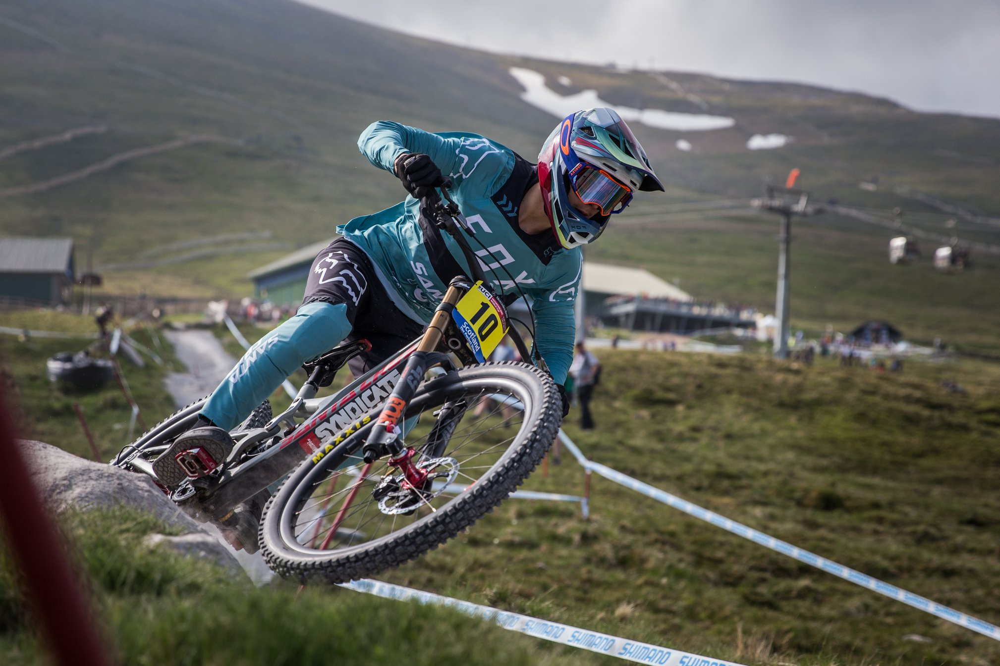 world cup dh 2018 fort-william Vergier Cerveny-UCI
