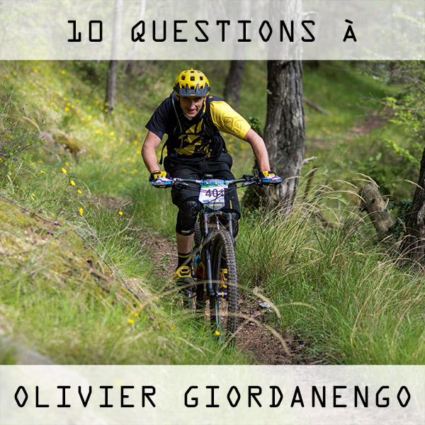 Interview: 10 questions à Olivier Giordanengo