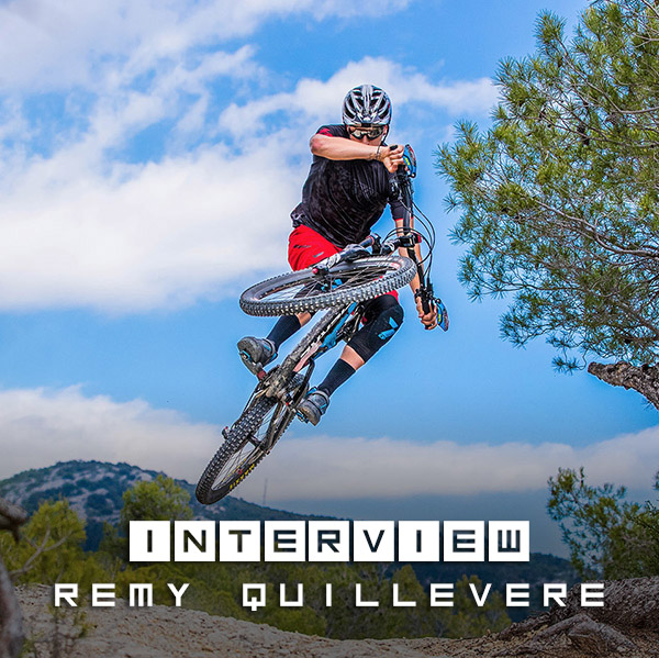 Interview: 10 questions à Rémy Quillévéré