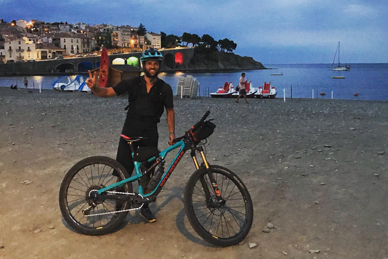 Tito Tomasi traversee Pyrenees 10