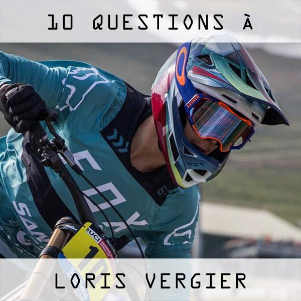 Interview: 10 questions à Loris Vergier