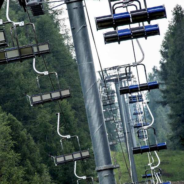 Bikepark: les pistes de Roubion vous attendent