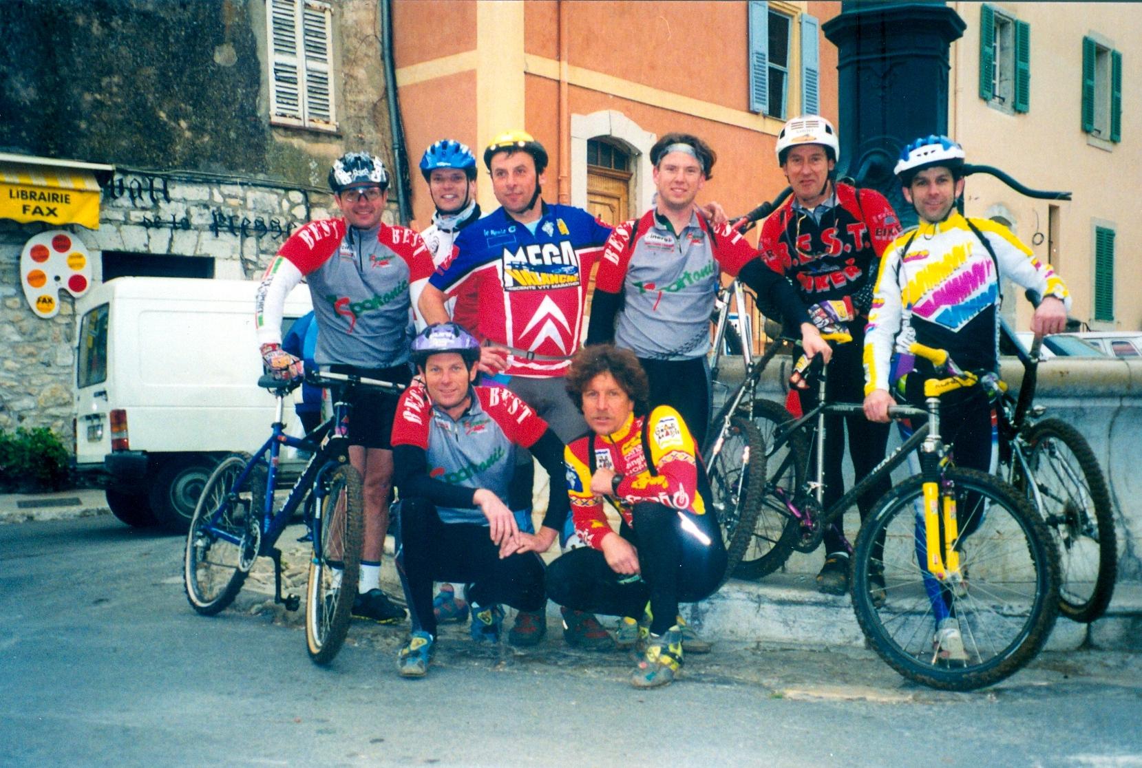 michel chevalier 1996 Reco Trans Utelle