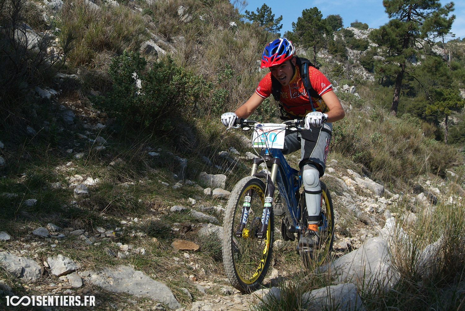 1001 enduro tour 2007