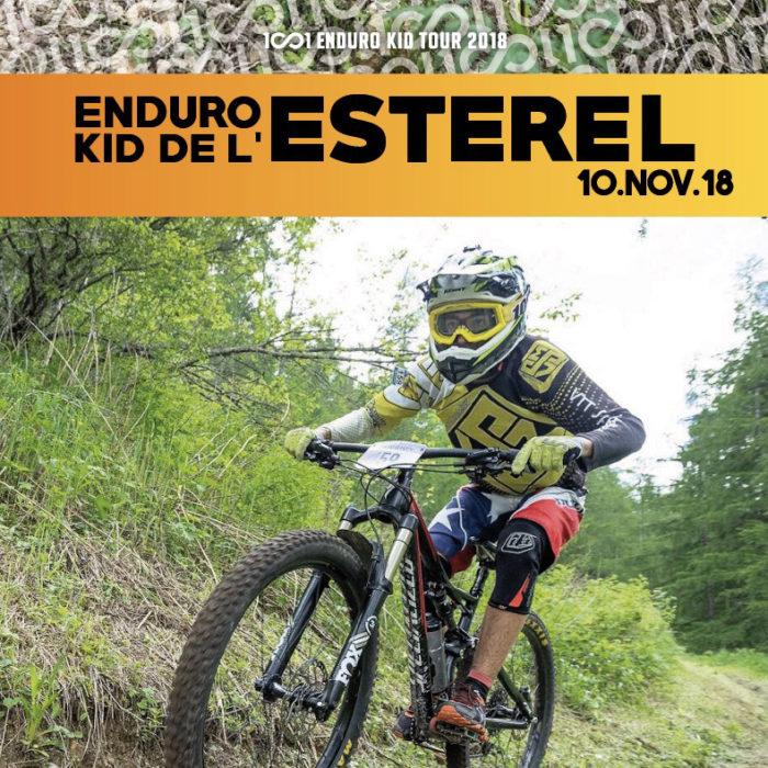 Enduro Kid Estérel 2018: start-list & infos