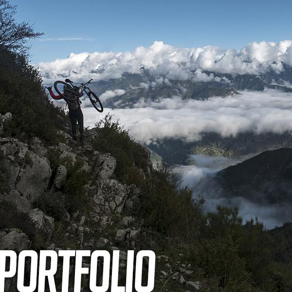 Portfolio: Plein les yeux sur les sentiers de l'Estéron